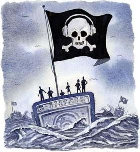pirate radio waves