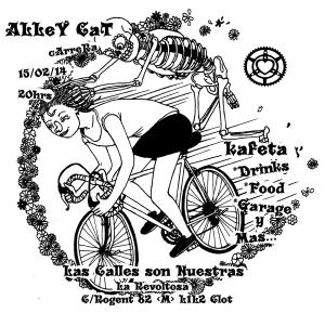 Alleycat carrera