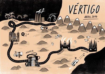VERTIGO-GIRAIBERICA